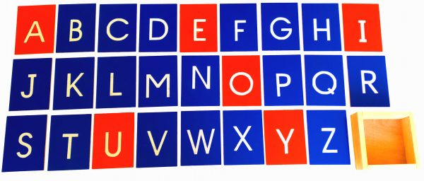 lettres capitales